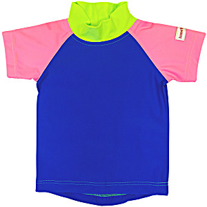 Купальные костюмы с защитой от солнца ImseVimse Сине-розовый