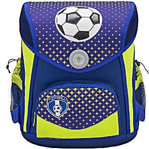 Школьный ранец Belmil COOL PACK Football Game с наполнением + фломастеры в подарок