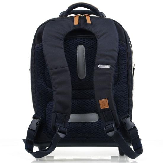 Школьный рюкзак на колесах - ранец Wheelpak Classic Navy - арт. WLP2201 (для 3-5 класса, 21 литр), - фото 4