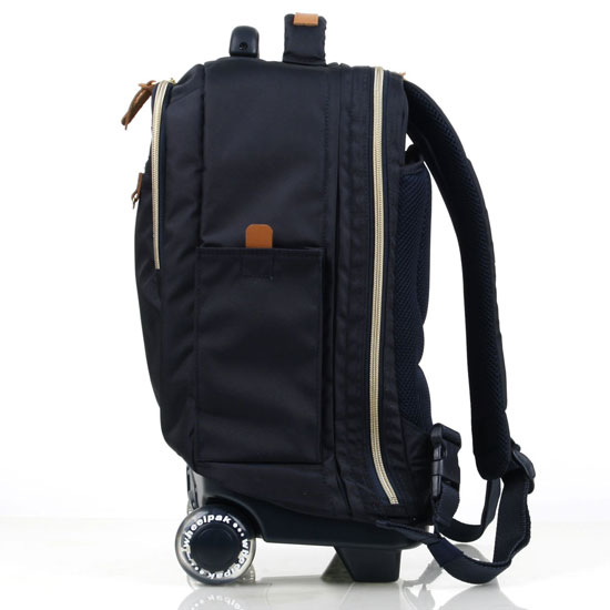Школьный рюкзак на колесах - ранец Wheelpak Classic Navy - арт. WLP2201 (для 3-5 класса, 21 литр), - фото 5