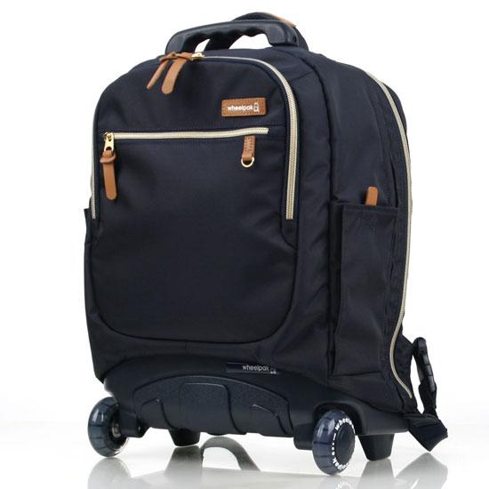 Школьный рюкзак на колесах - ранец Wheelpak Classic Navy - арт. WLP2201 (для 3-5 класса, 21 литр), - фото 6