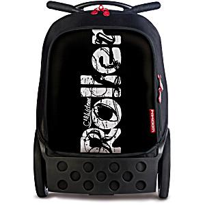 Рюкзак на колесах Nikidom Испания Затмение арт. 9013 (19 литров)