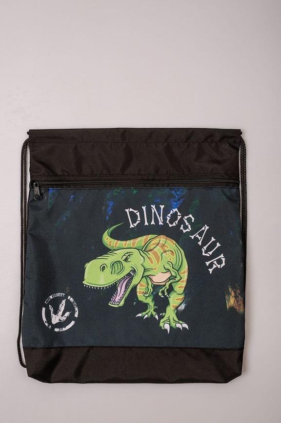 Ранец Belmil 405-35 Missy & Mister Dino + мешок для обуви, - фото 10