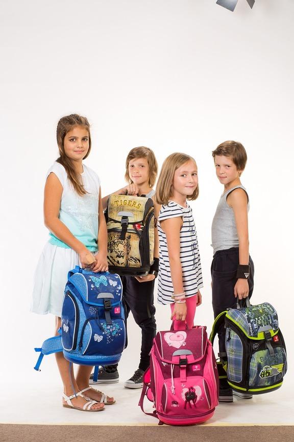 Ранец-рюкзак Belmil Comfy Pack 405-11/683 цвет Pink & Purple Harmony+ дождевик, - фото 15