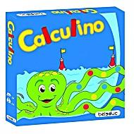 Развивающая игра деревянная Beleduc Калькулино