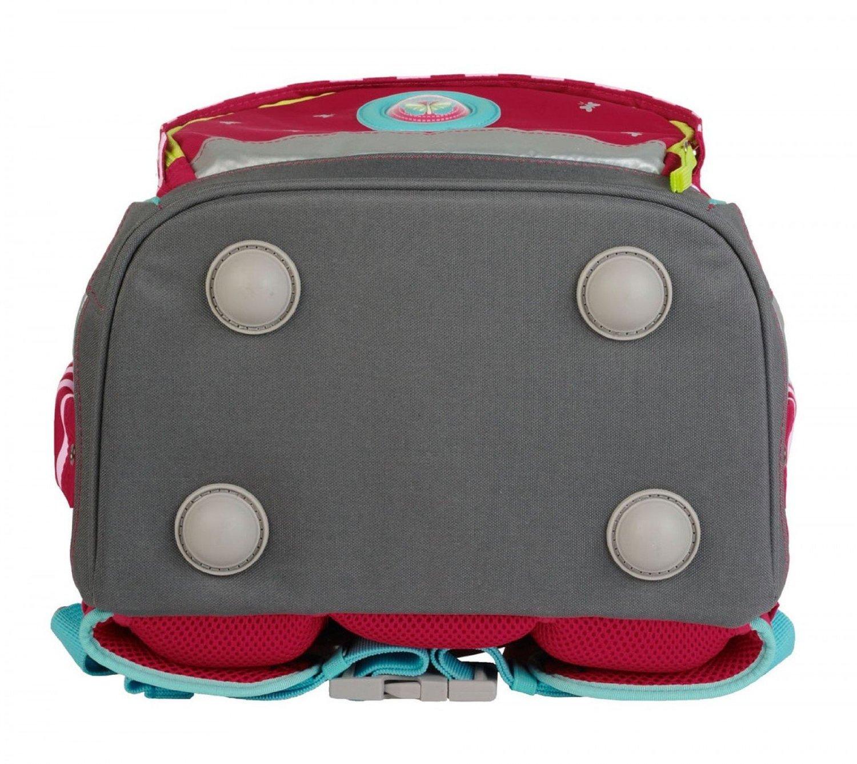 Школьный ранец DerDieDas ErgoFlex XL с наполнением Крутой Вираж, - фото 4