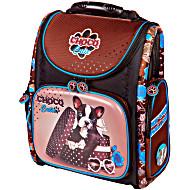 Школьный рюкзак - ранец HummingBird K99 Choco Cutie с мешком для обуви