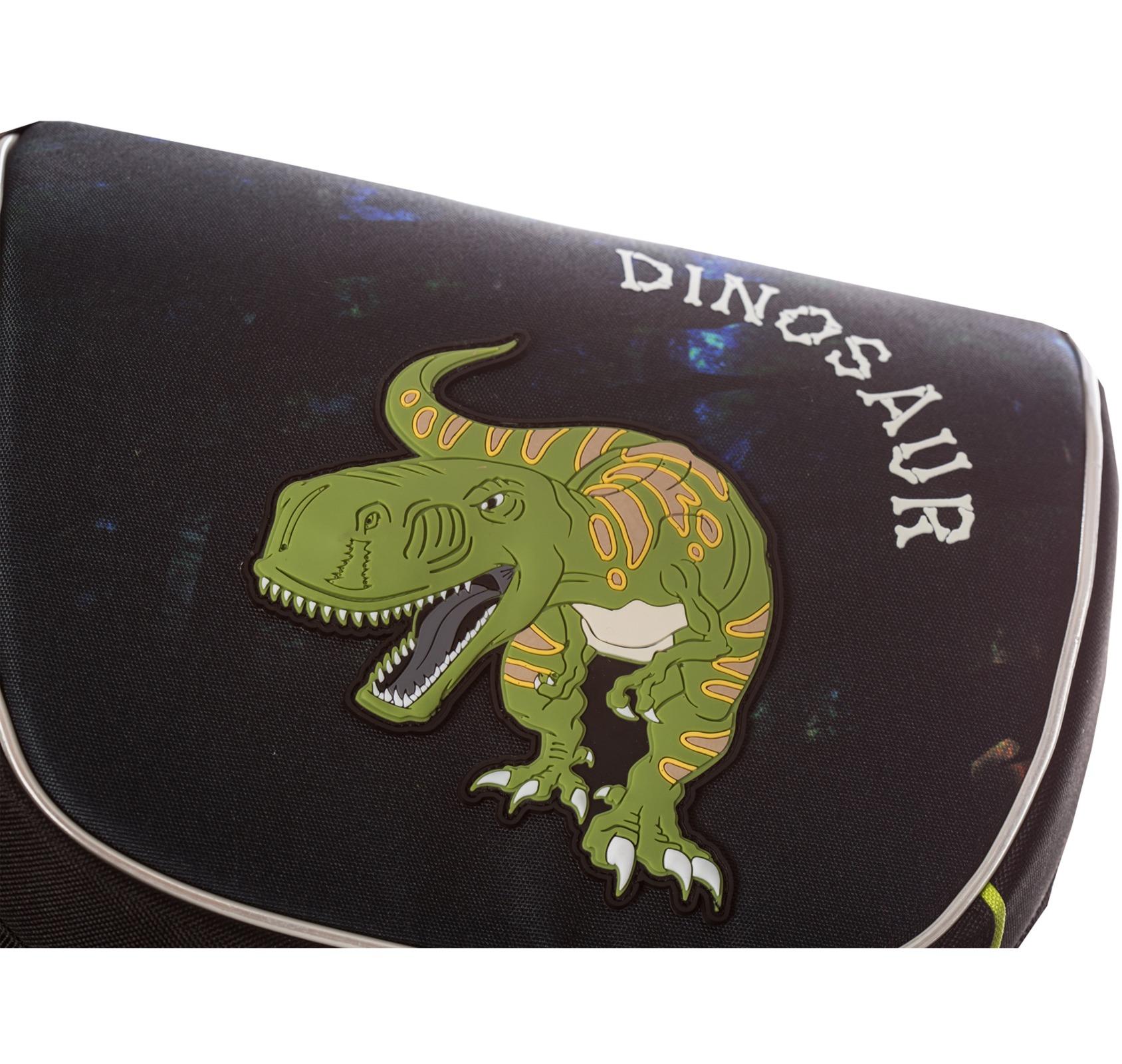 Ранец Belmil 405-35 Missy & Mister Dino + мешок для обуви, - фото 3