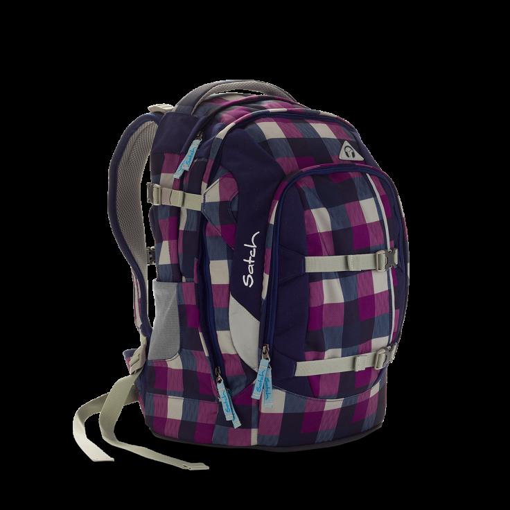 Satch Pack рюкзак для школьника цвет Berry Carry, - фото 1