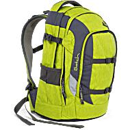 Satch Pack рюкзак для школьника цвет Ginger Lime