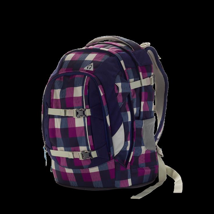 Satch Pack рюкзак для школьника цвет Berry Carry, - фото 2