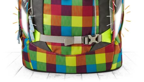 Рюкзаки Satch цвет Hip Flip, - фото 12