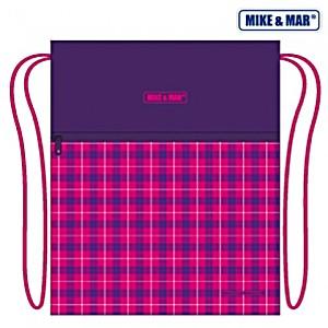 Мешок для обуви Mike&Mar Майк Мар Клетка