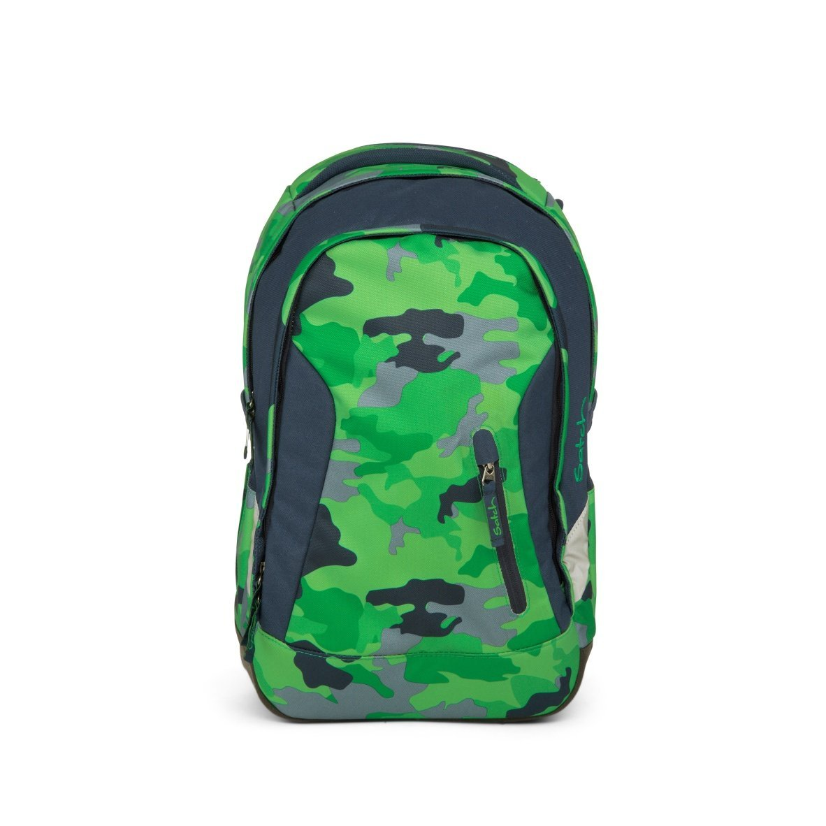 Рюкзак Ergobag Satch Sleek цвет Green Camou, - фото 2