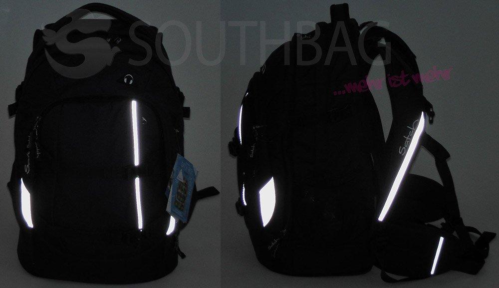 Satch Pack рюкзак для школьника цвет Flash Jumper, - фото 5