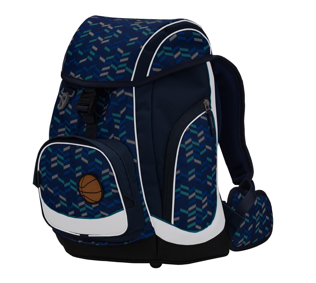 Ранец-рюкзак Belmil Comfy Pack 405-11/683 цвет Pink & Purple Harmony+ дождевик, - фото 7