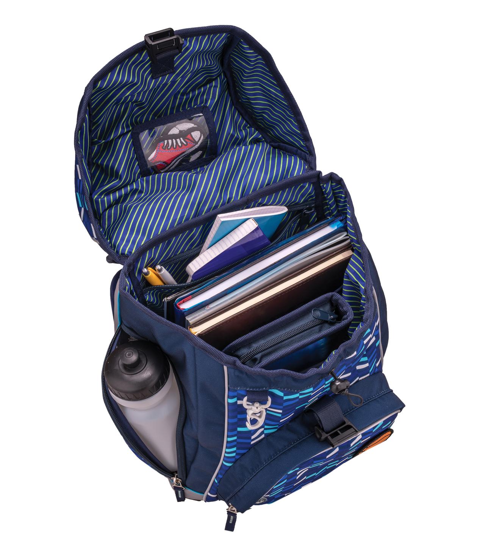 Ранец-рюкзак Belmil Comfy Pack 405-11/683 цвет Pink & Purple Harmony+ дождевик, - фото 10