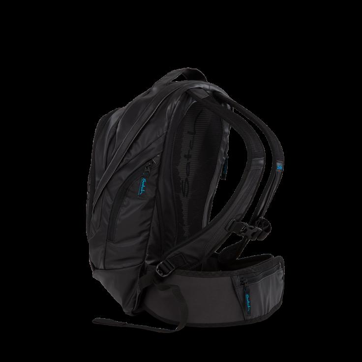 Молодежный рюкзак Satch Move Black Bounce, - фото 4