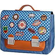Школьный портфель для мальчика Jeune Premier Racing Midi Скорость
